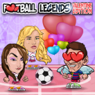 Football on Valentine's Day