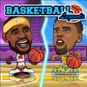 Basketball Legends| Play Free Online Games on Yep10